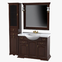 Rispecto 100 Bathroom Furniture Set
