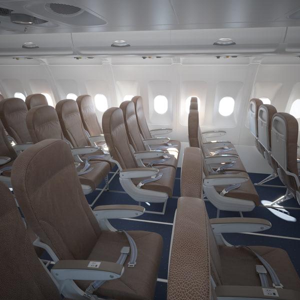 max airbus a320 interior