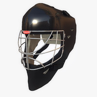 Itech-Bauer 1400 Series Goalie Mask