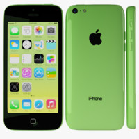 max apple iphone 5c green