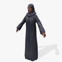 Real-Time Arabic Civilian Female-2