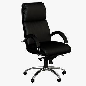 3d max nadir office armchair