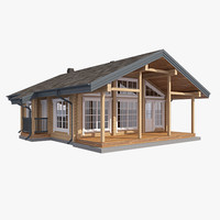 Log House LH GLB 027