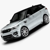 3ds 2014 land rover range
