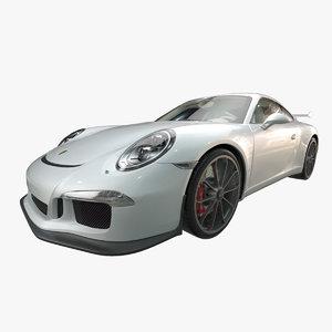 3ds porsche 911 gt3 2014