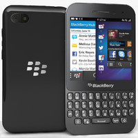 max blackberry q5 black