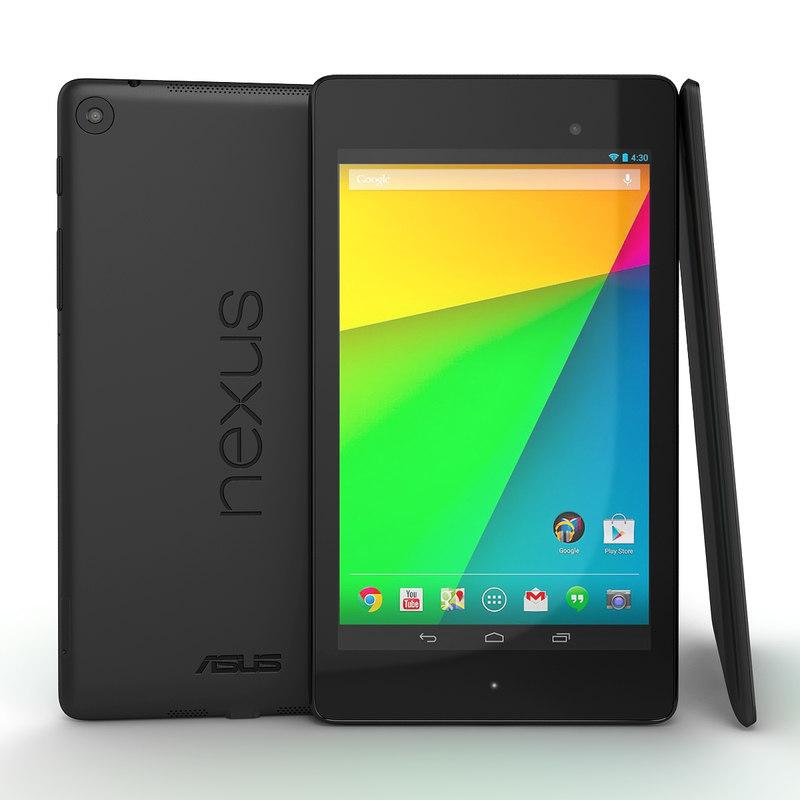 3dsmax version tablet google nexus