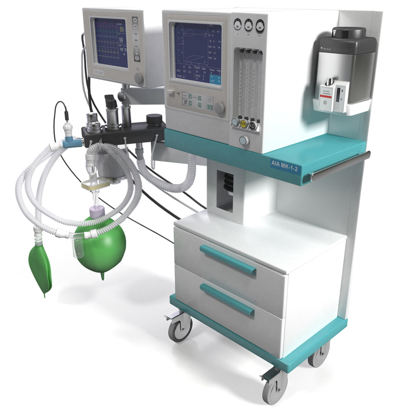 max anaesthesia machine