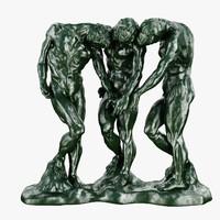 Shades Rodin