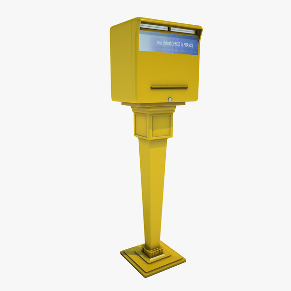 max mail post box