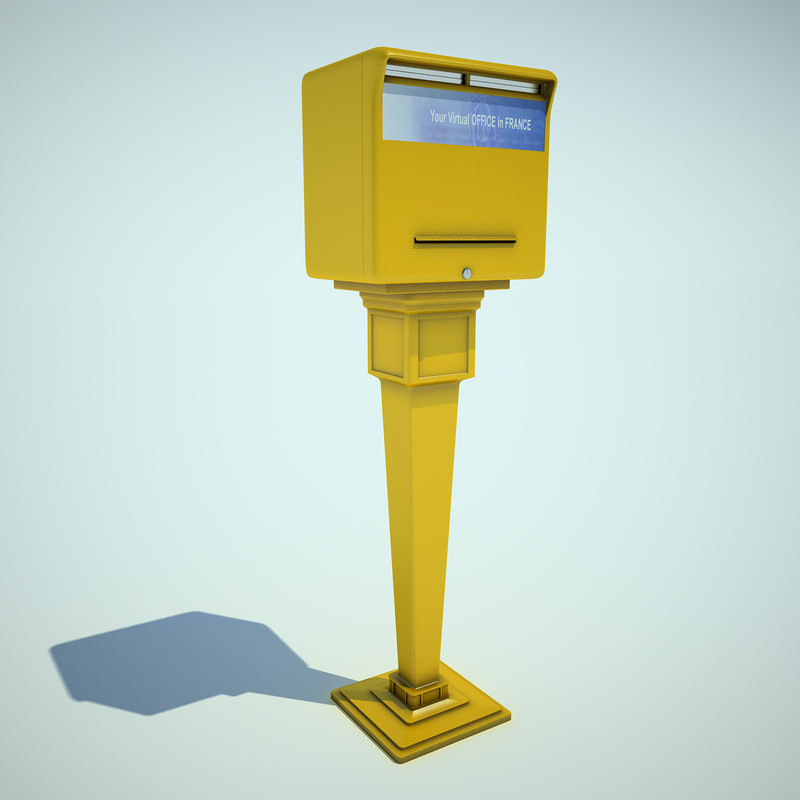 max mail post box