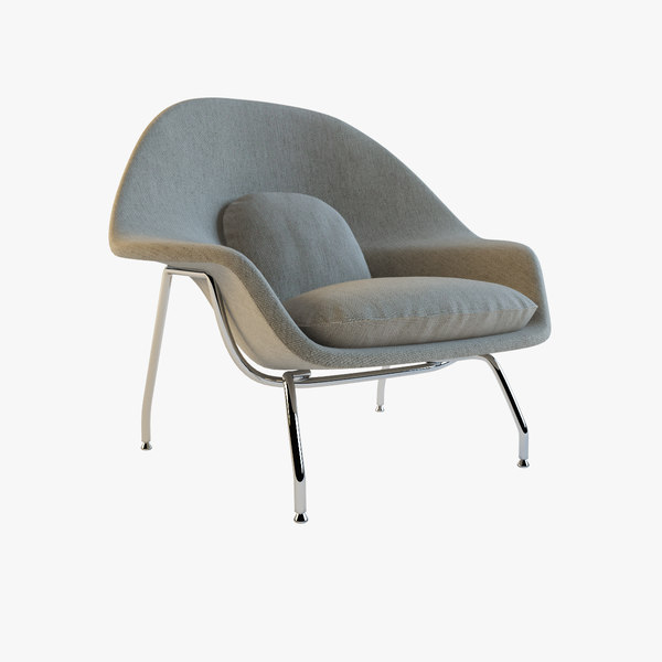 womb chair knoll max