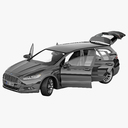 Ford Mondeo 3D models