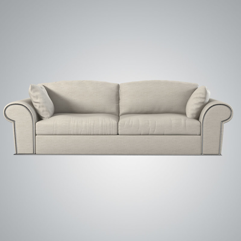 sofa fendi casa 3d max