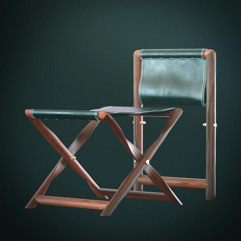 kaare klint propeller stool model