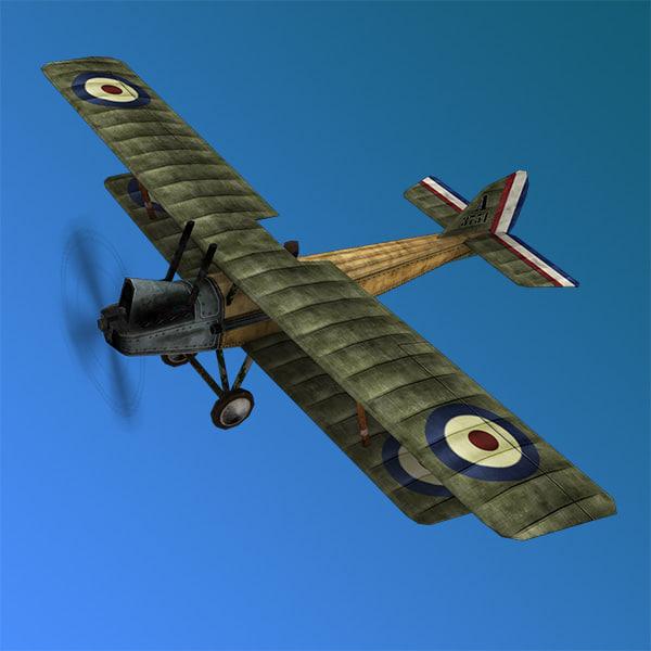 3dsmax royal aircraft r e
