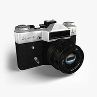 Zenit-E Camera