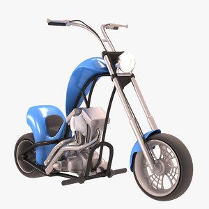 mini bike 3d 3ds