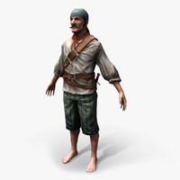 Real-Time Pirate Smuggler-2