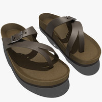 Teva Naot Sandal Leather