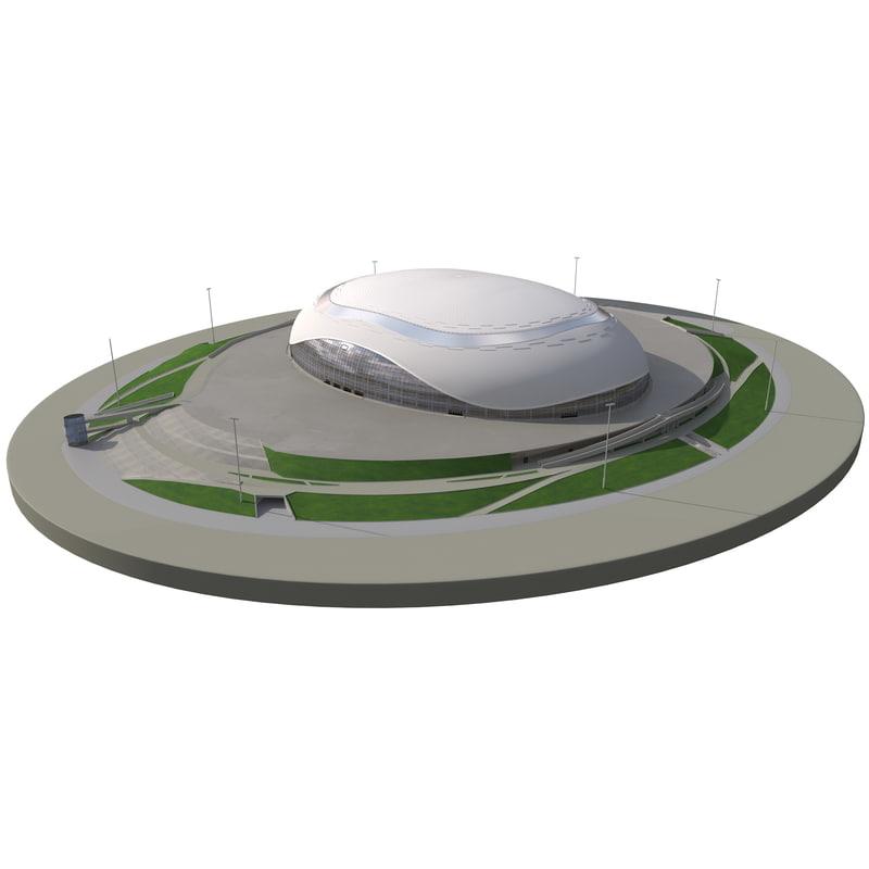 max bolshoy ice dome sochi
