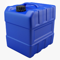 Water Jerrycan