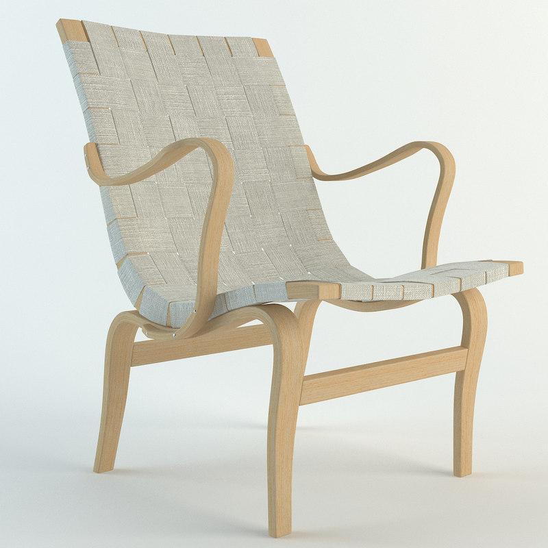 3d eva chair 1934