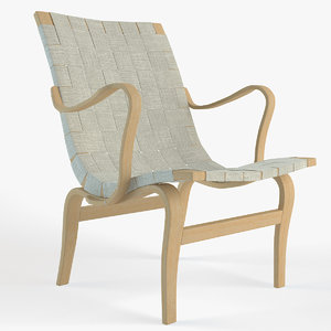 3d eva chair 1934