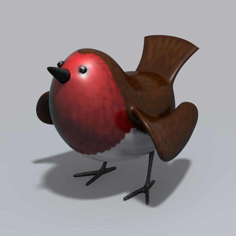 ornamental robin max