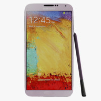 Samsung Galaxy Note 3 Pink