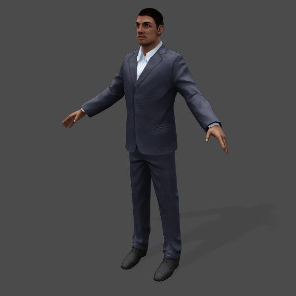 3d games arabic civilians male