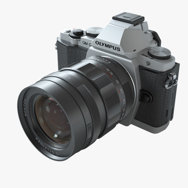 3d mirrorless camera olympus model