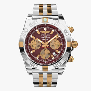 max breitling chronomat mirage red