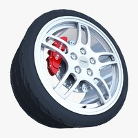 Nissan GTR- R33 Wheel