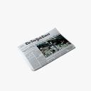 newspaper 3D models