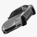 ferrari 612 scaglietti 3D models