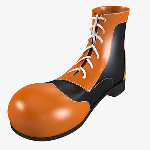obj clown shoes