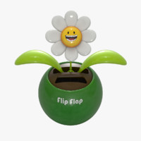 3ds max fun dancing flower