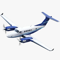 Beechcraft King Air 250(1)