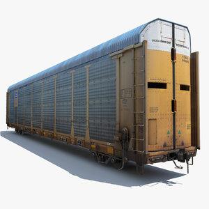 auto carrier car cargo train max