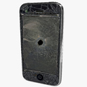Apple iPhone 3GS 3D models