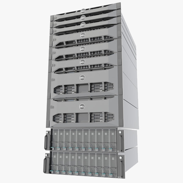dell servers dwg