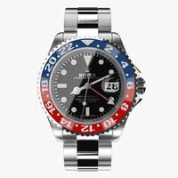 Rolex GMT-Master II Pepsi