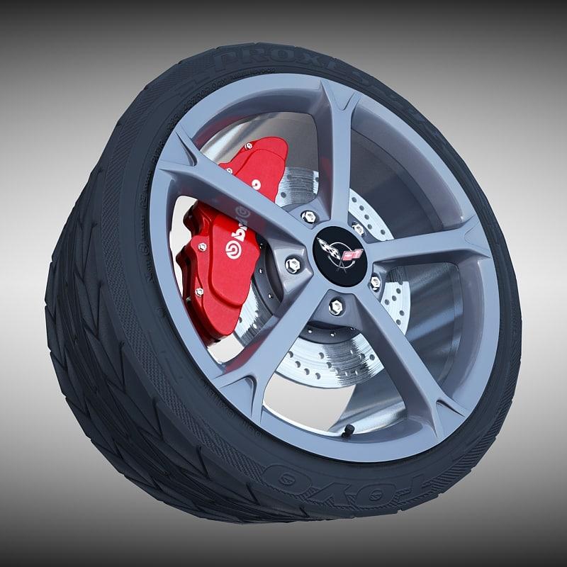 chevrolet grand sport wheel tire max
