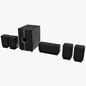 3d home theater coby