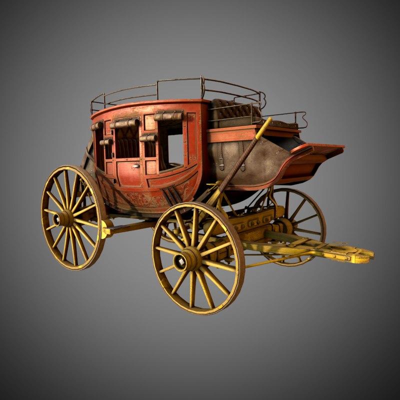 concord stagecoach max