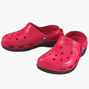 3d crocs shoes