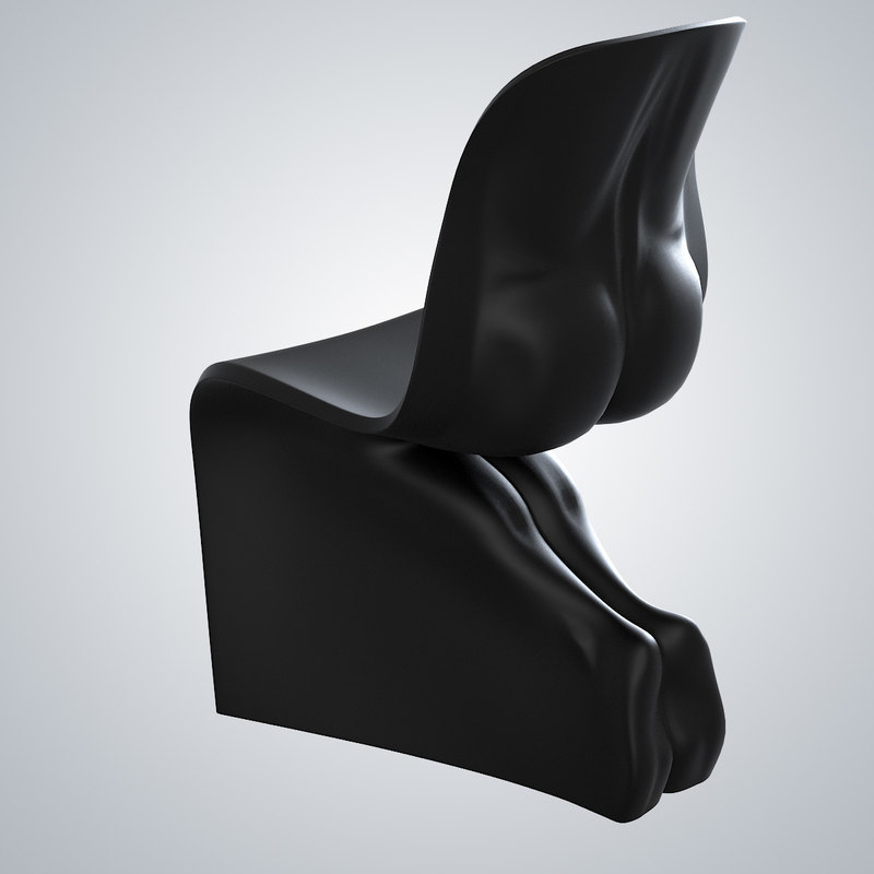 3ds casamania chair