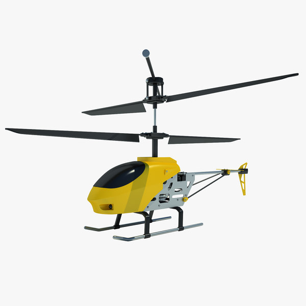 max mini helicopter