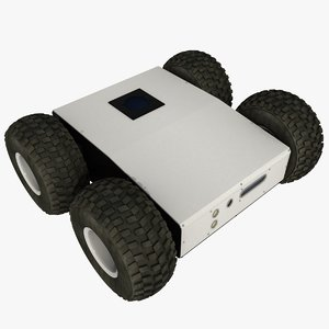 remotely operated vehicle 3d max
